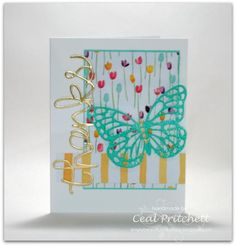 Golden Thanks by simplybeautiful - Cards and Paper Crafts at Splitcoaststampers