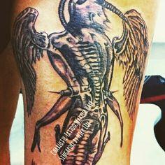 Nick Lim the best tattooist singapore #artistic  @ Charlotte Tattoo.Makeup.Hair