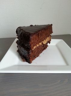 Chocolate Cake With Dulce De Leche Filling | Fabulicious Home Life