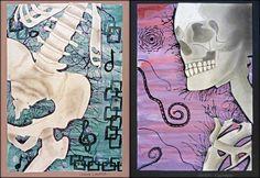 free art lesson plans for middle school | Love these lesson plans! Especially for middle school/Jr. High. Lauren ...