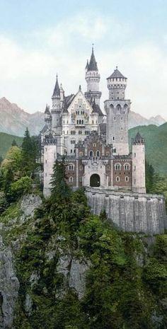 Neuschwanstein, Deutschland