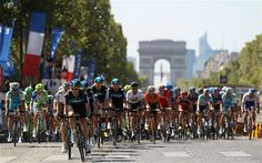 Where to watch the Tour de France