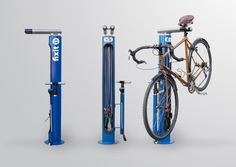 Dero Fixit Public Bike Repair Station. Stavanger needs many of these!