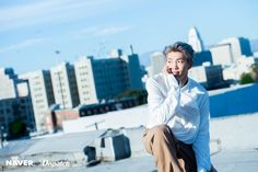 Bts Dispatch group photoshoot d-icon and never 3/16/2018 RM