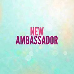 New ambassador