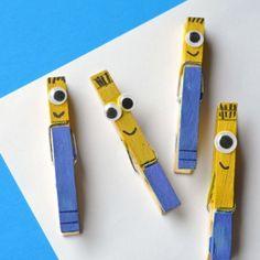 9 Super-Cute Crafts Starring Minions
