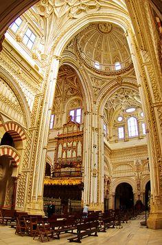 Cordoue - Córdoba 265 - Mezquita-Catedral de Córdoba