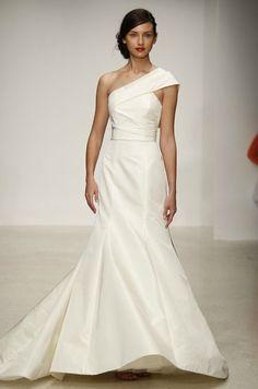 Amsale Spring 2013 bridal collection