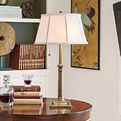 Buy Brass Hanover Table Lamp online at Gump's