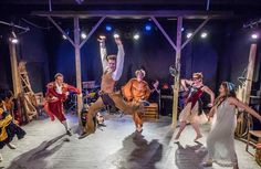 Babes in Arms review at Ye Olde Rose and Crown Theatre, London – 'clever and boisterous'