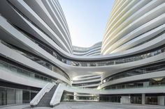 The Galaxy SOHO, Beijing, 2012 - Zaha Hadid Architects