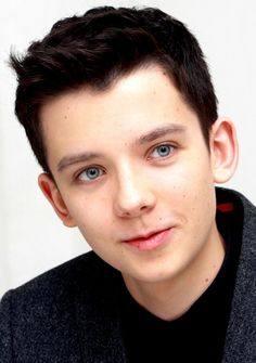 Just saw Ender's Game and now I must pin a picture of Asa Butterfield because he's adorable.