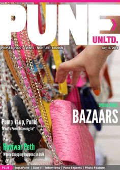Get your digital subscription/issue of Pune Unltd.-July 2014 Magazine on Magzter and enjoy reading the magazine on iPad, iPhone, Android devices and the web. Free Magazines, Pump It Up, Pune, Ipod Touch, Night Life, You Got This, My Photos, Ipad, Android