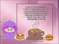 glitter graphics, cute pictures, good morning, breakfast, cute quotes, morning quotes, morning comments