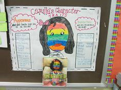 Readers' Workshop Study of Character Traits- books include A Bad Case of Stripes, Officer Buckle and Gloria, Miss Nelson is Missing, Lilly's Purple Plastic Purse, student traits