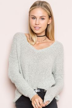 Brandy ♥ Melville |  Lance Sweater - Sweaters - Clothing