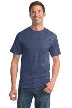 Men/'s Big /& Tall Unbranded Cotton Short Sleeve Crew Neck Tee Shirt 4X Sapphire