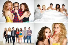 Gossip Girl by Terry Richardson