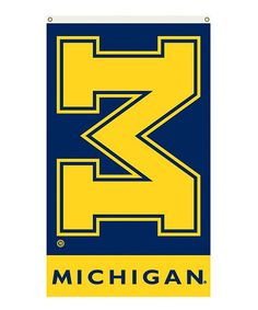 Take a look at this Michigan 5' Grommet Flag by BSI Products on #zulily today!