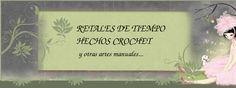 RETALES DE TIEMPO HECHOS CROCHET