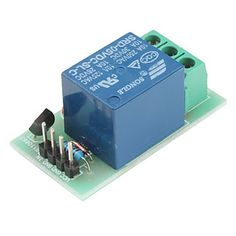 1-Channel 5V Relay Module for Arduino (Green) – EUR € 3.67