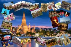 January 2017 Festivals across Thailand