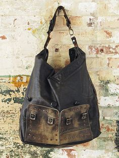Silent People Portorico Hobo at Free People Clothing Boutique