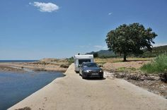 Antike Hafenstadt Maroneia bei Komotini und Via Egnatia