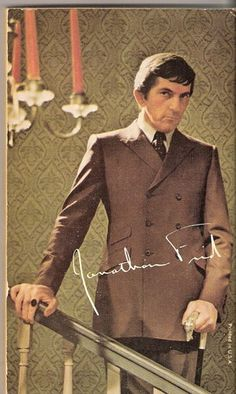 Customer Image Gallery for Barnabas Collins: A personal picture album, from ABC-TV's hit show, Dark Shadows