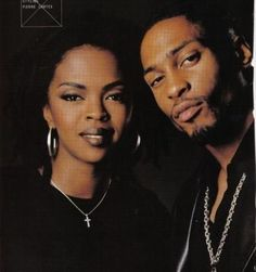 Lauryn and D'Angelo
