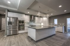 The Roselynn: Total of finished square feet. (Basement unfinished) Perfect for a growing family that loves to entertain! Custom Built Homes, Custom Home Builders, Real Estate Marketing, Square Feet, Basement, Building, Home Decor, Root Cellar, Decoration Home