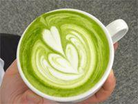 うまい! 抹茶ラテ レシピ - 京都・宇治発の贅沢「ラテ用抹茶」で。 | ホット | ダイイチF&L