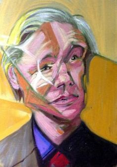 """Julian Assange /Entrepreneur"" #Creative #Art in #painting @Touchtalent"