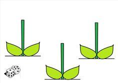 Telspel (LaLaLien) Educational Activities For Kids, Preschool Games, Book Activities, The Very Hungry Caterpillar Activities, Kindergarten Special Education, Flower Games, Plantation, Summer Crafts, Spring Flowers