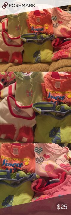 Spotted while shopping on Poshmark: Cool tops for 2T ..EUC in many styles! #poshmark #fashion #shopping #style #Say it with love, nick jr,adadas #Other