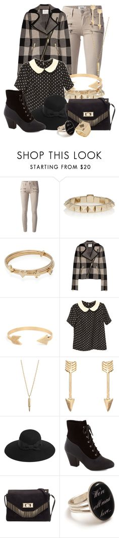 """The Silent Spy"" by detectiveworkisalwaysinstyle ❤ liked on Polyvore featuring Paige Denim, Valentino, Marc by Marc Jacobs, Crumpet, Jennifer Fisher, Wanderlust + Co, Yves Saint Laurent, But Another Innocent Tale, Zara and Topman"
