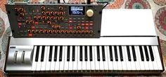 Korg Radias with RD-KB keyboard | Reverb