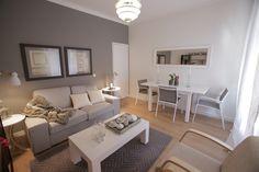 Arquiteto Luís Pedro Abreu | Sala de Jantar | Dining Room | White | Grey | Dining Table | Dinning Chairs | Modern | Minimalist | Home | Interior | Design