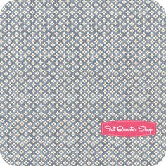 Love to Garden Blue Mosaic Yardage SKU# 7809-77