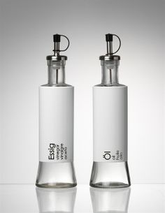 Vinegar + Oil 320 ml — Ritzenhoff & Breker Cantina
