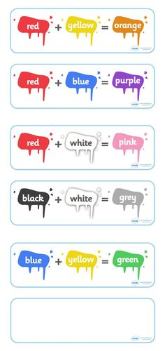 Colour Mixing Display Signs >> Thousands of printable primary teaching resources Primary Teaching, Primary Education, Teaching Art, Art Education, Teaching Resources, Preschool Colors, Preschool Art, Classroom Displays, Art Classroom