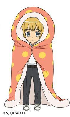 Armin !!!!!! He looks so adorbs