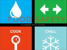 Food safety by Nathan Sandberg via slideshare