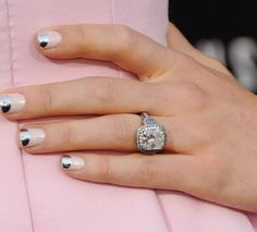 NAIL TREND: The Reversed French Manicure!  ModernSalon.com