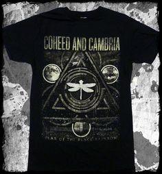 Coheed & Cambria shirt. I want this!