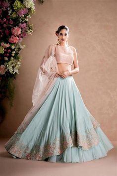 Latest Indian Bridal Lehnga Collection 2018