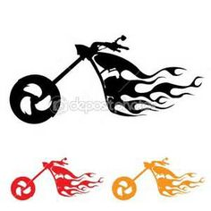 simple tribal motorcycle - Yahoo Image Search Results