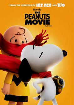 The Peanuts Movie is available on #DVDNetflix! Add to your queue, today! #NewReleases