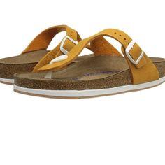 Birkenstock soft footbed sandals New in box, ladies 10, euro 41 Birkenstock Shoes Sandals