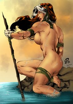 RC Rogue Colored by *DanOliveira on deviantART